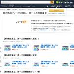 【Amazon】 胃のもたれ・不快感に、第一三共胃腸薬 の対象商品5%OFF。